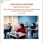 Page de garde protocole
